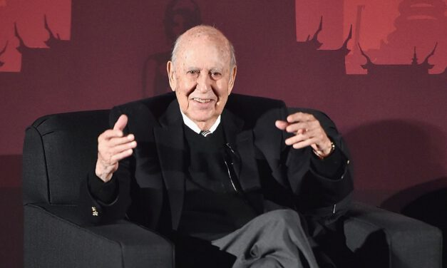 Beloved Comedy Legend Carl Reiner Dies at 98