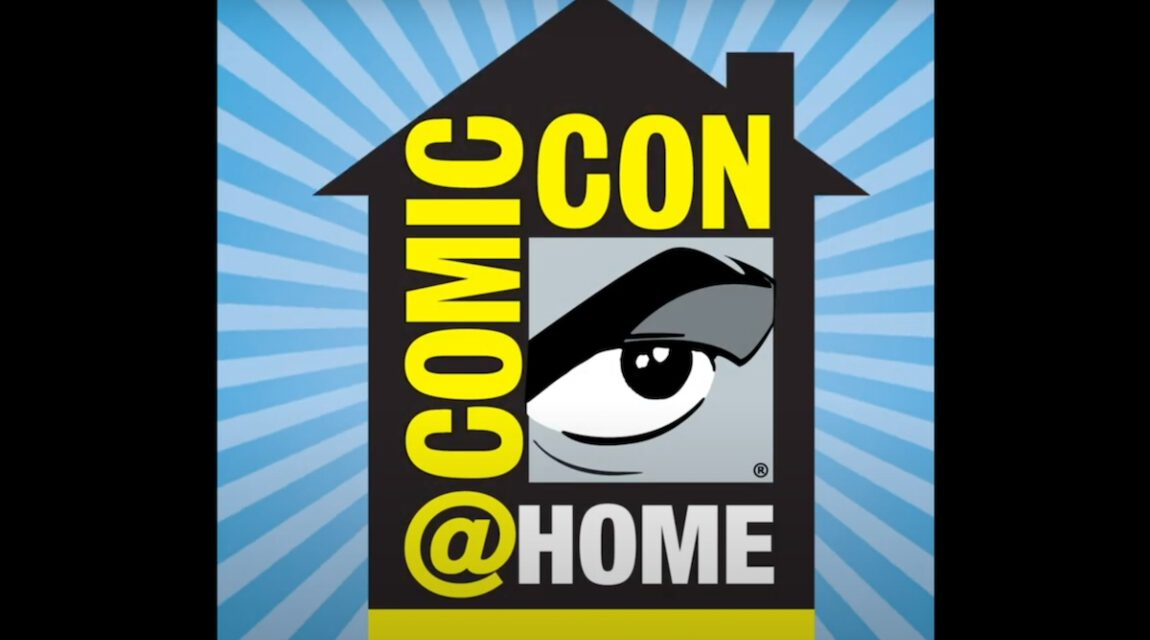 SDCC 2020: Comic Con At Home Set for July 22 and It's Free
