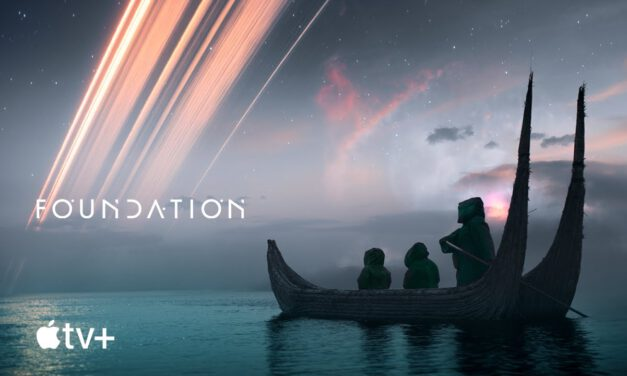 In First Teaser for Apple TV Plus' FOUNDATION, a Classic Science Fiction Work Comes to Life