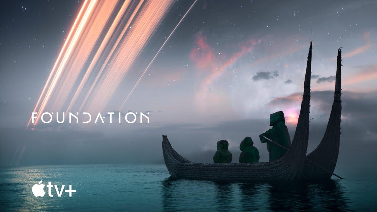 thumbnail of apple tv plus foundation teaser