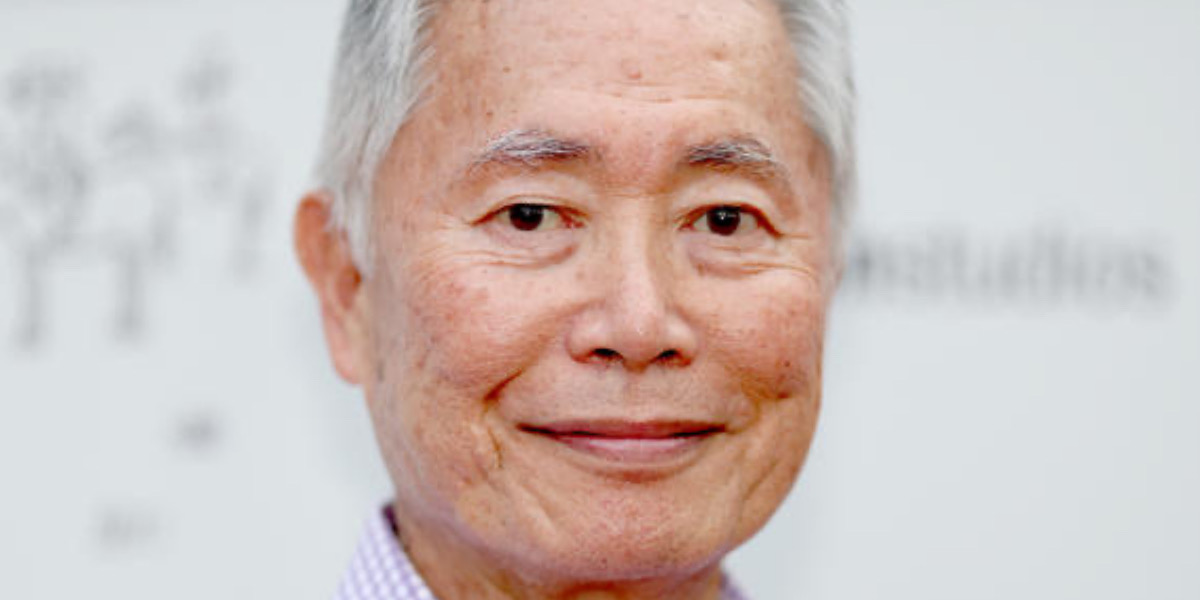 George Takei is a Queer Actor of Color