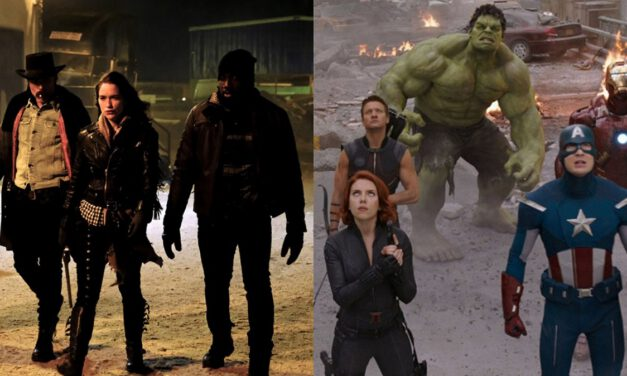 Wynonna Wednesday: WYNONNA EARP Characters as The Avengers