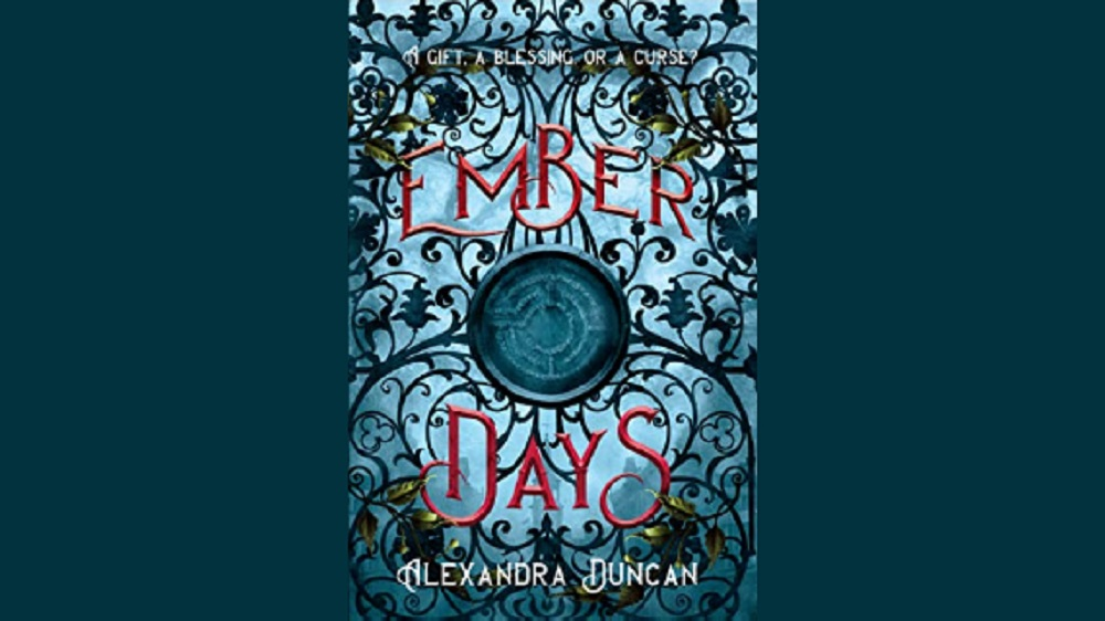 Cover of Ember Days by author Alexandra Duncan