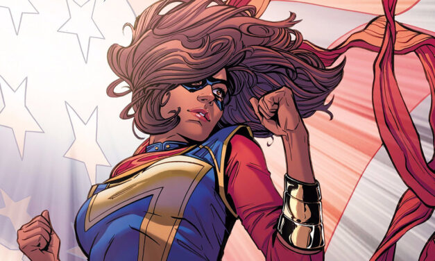 Geek Girl Authority Crush of the Week: KAMALA KHAN