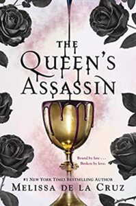 The Queen's Assassin book cover