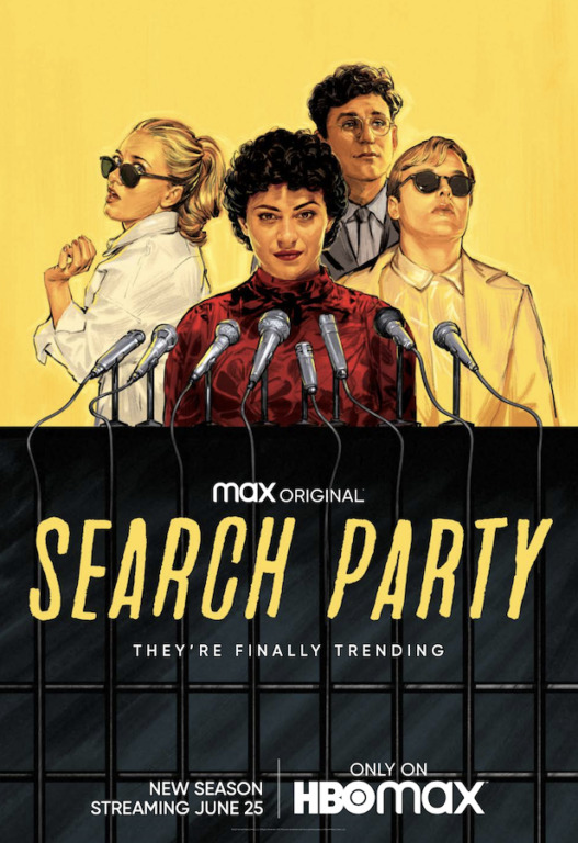 search party season three key art