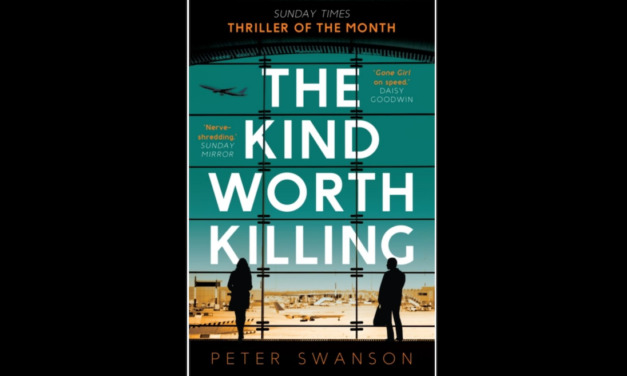 Break the Bookshelf: THE KIND WORTH KILLING