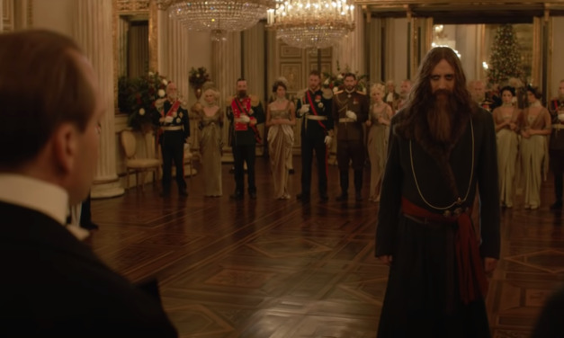 Rasputin Growls His Way Through THE KING'S MAN Latest Trailer
