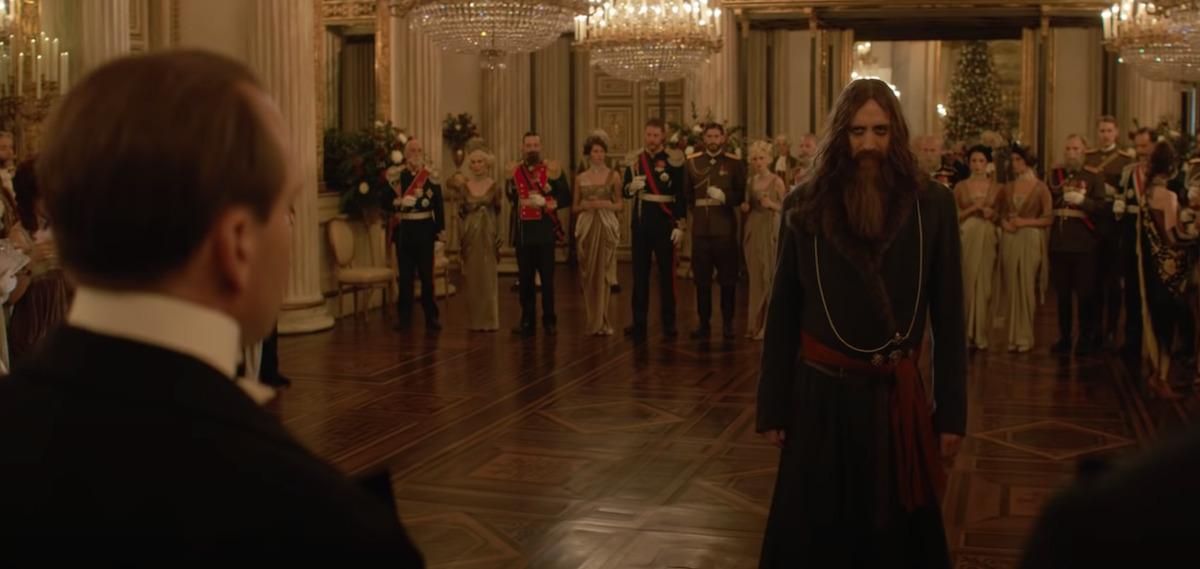 Rasputin Growls His Way Through THE KING'S MAN Latest Trailer