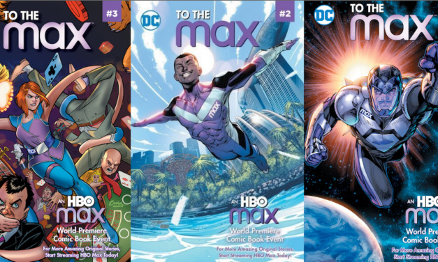 DC Teams With HBO Max for New Digital Comic Series