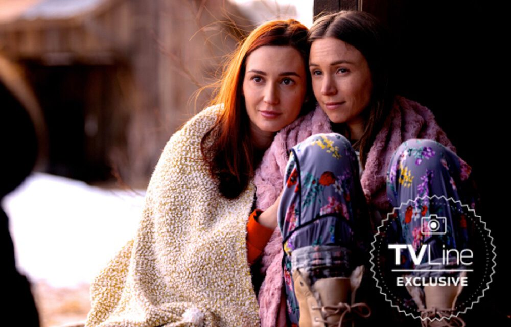 WYNONNA EARP Releases Two New Photos Featuring WayHaught