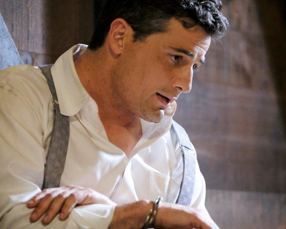 Enver Gjokaj as Agent Daniel Sousa on MARVEL'S AGENTS OF S.H.I.E.L.D.