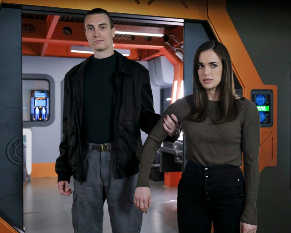 Simmons is the key to Malick's victory on Marvel's Agents of S.H.I.E.L.D.