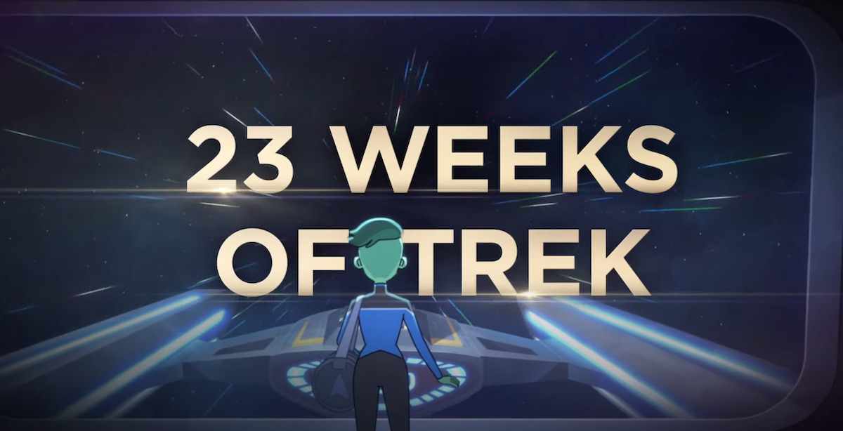 CBS All Access Celebrates 23 WEEKS OF TREK With Video and New Footage