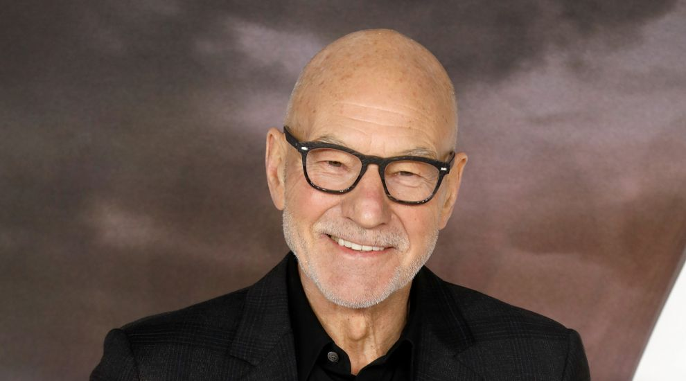 Patrick Stewart Announces Upcoming Memoir