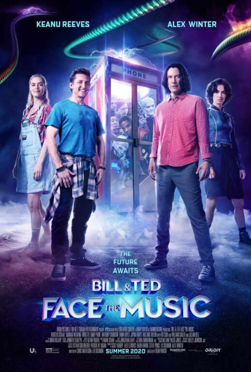 Bill & Ted Face the Music premieres this fall on Video on Demand