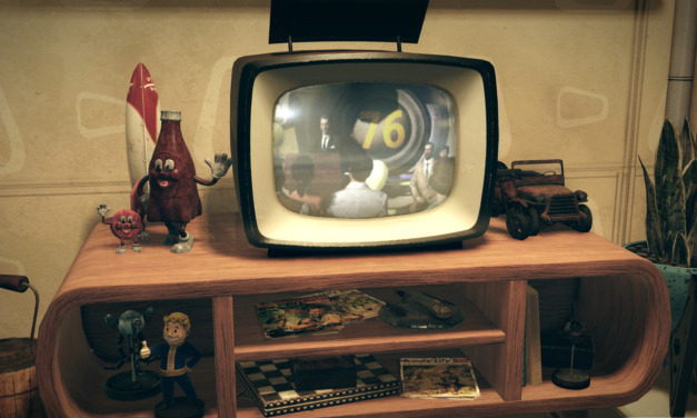 Please Stand By: FALLOUT TV Series in Development by Amazon