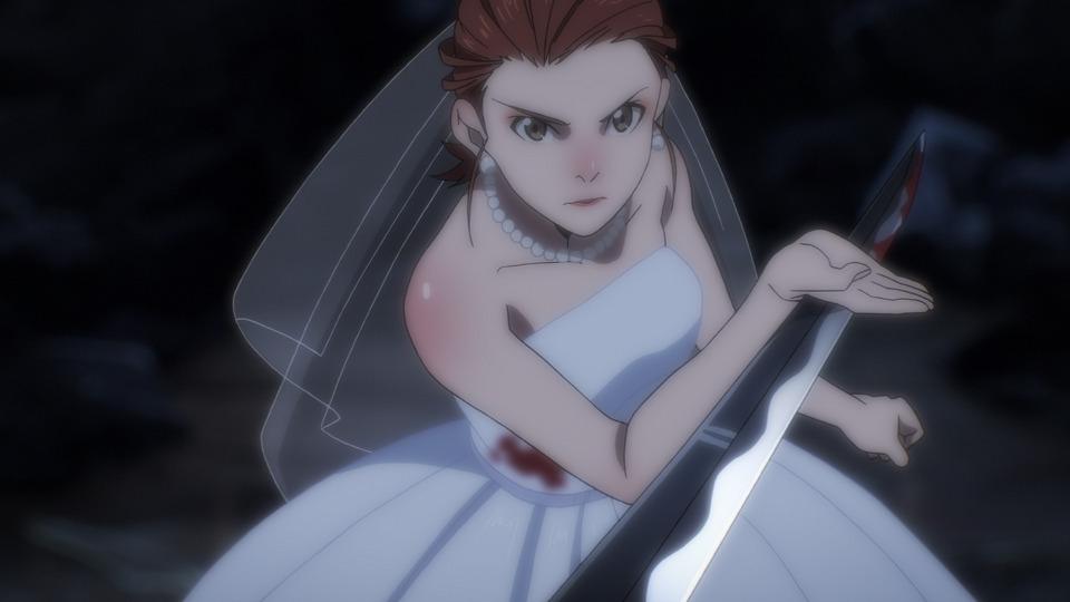 THE GOD OF HIGH SCHOOL Recap (S01E04): marriage/bonds