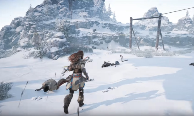 HORIZON ZERO DAWN for PC Shows Off Its Features in New Trailer