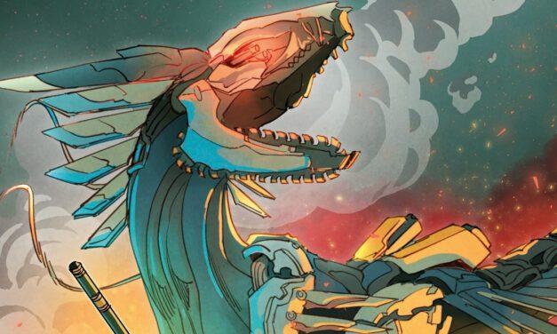 First Look at HORIZON ZERO DAWN Comic Book