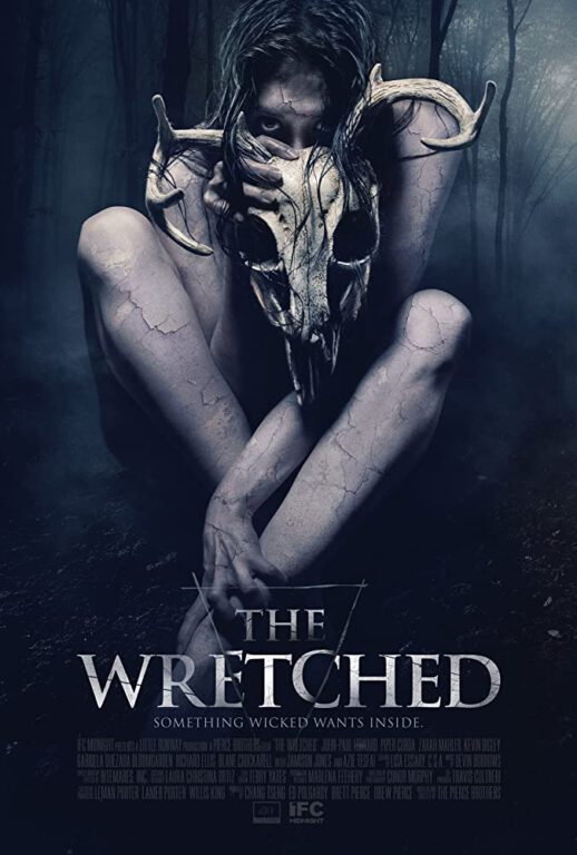Movie poster for The Wretched.
