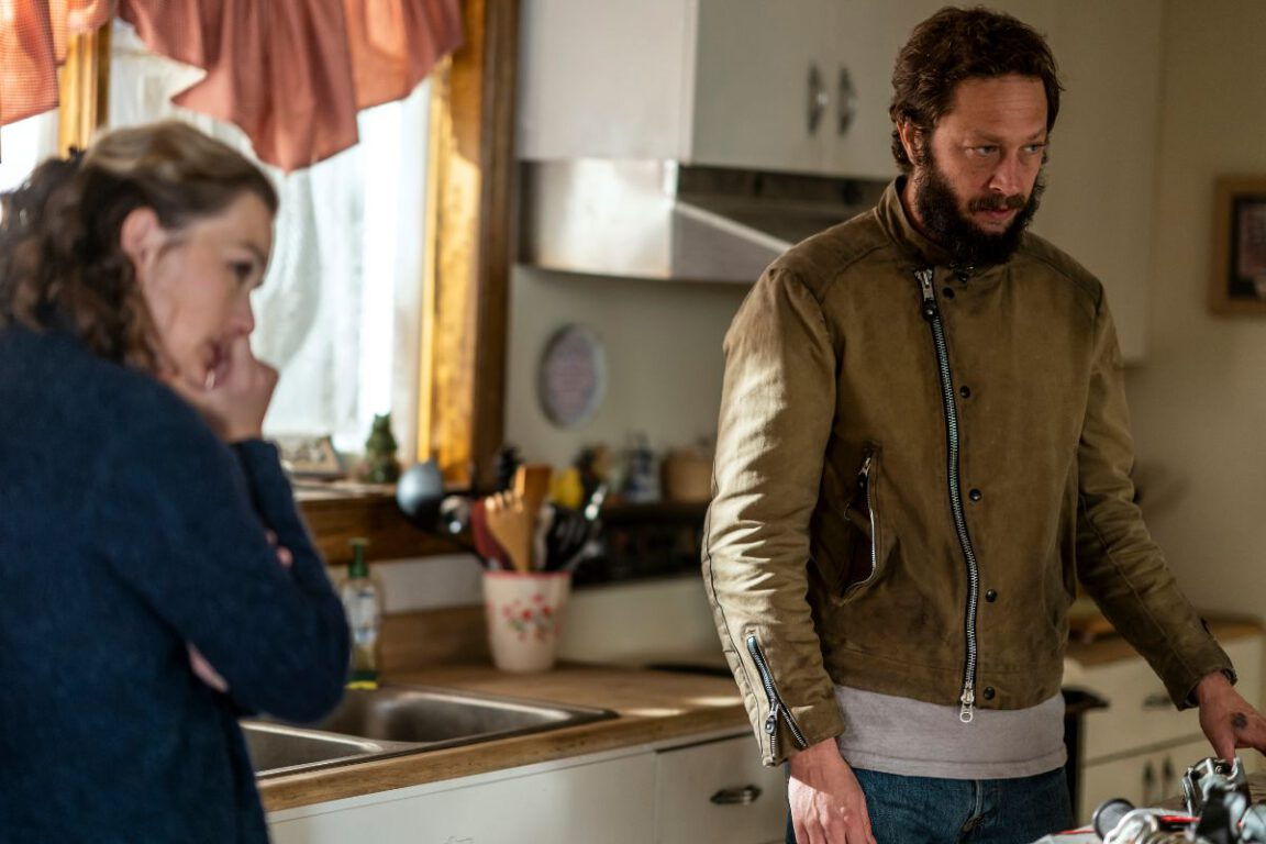 Chris and Linda McQueen worry about their daughter on NOS4A2