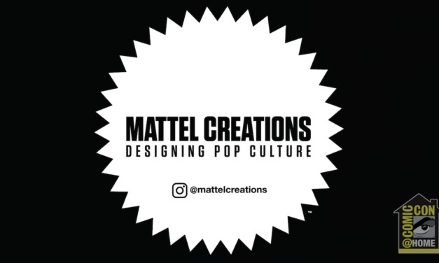 SDCC 2020: Mattel Creations Chats New Platform and Exclusive Items for Fans
