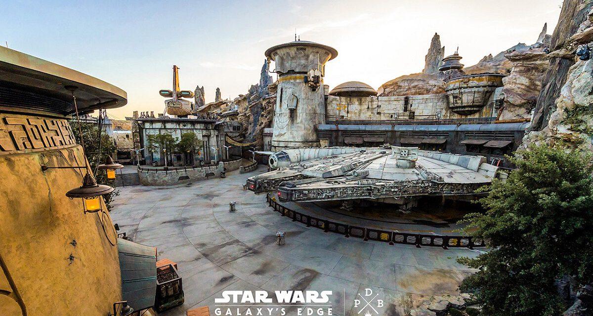 Travel to a Target Far, Far Away With Star Wars: Galaxy's Edge Merch