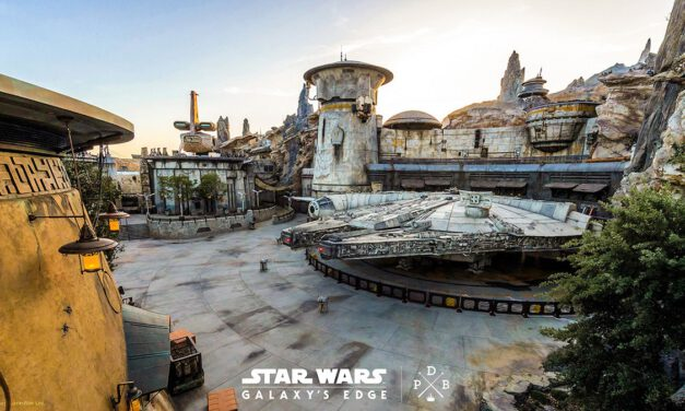 Travel to a Target Far, Far Away With Star Wars: Galaxy's Edge Merch