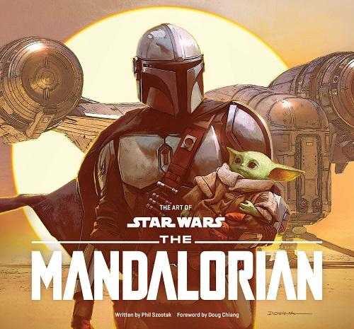 Star Warts Books The Mandalorian