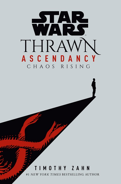 Star Wars Books Thrawn Ascendancy Chaos Rising