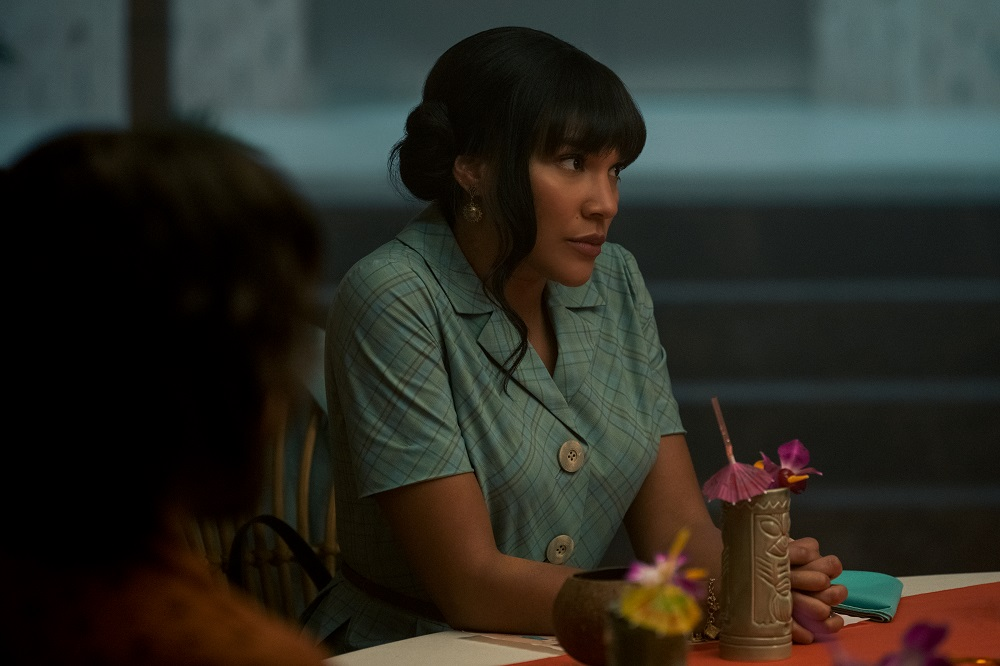 Still of Emmy Raver-Lampman in The Umbrella Academy.