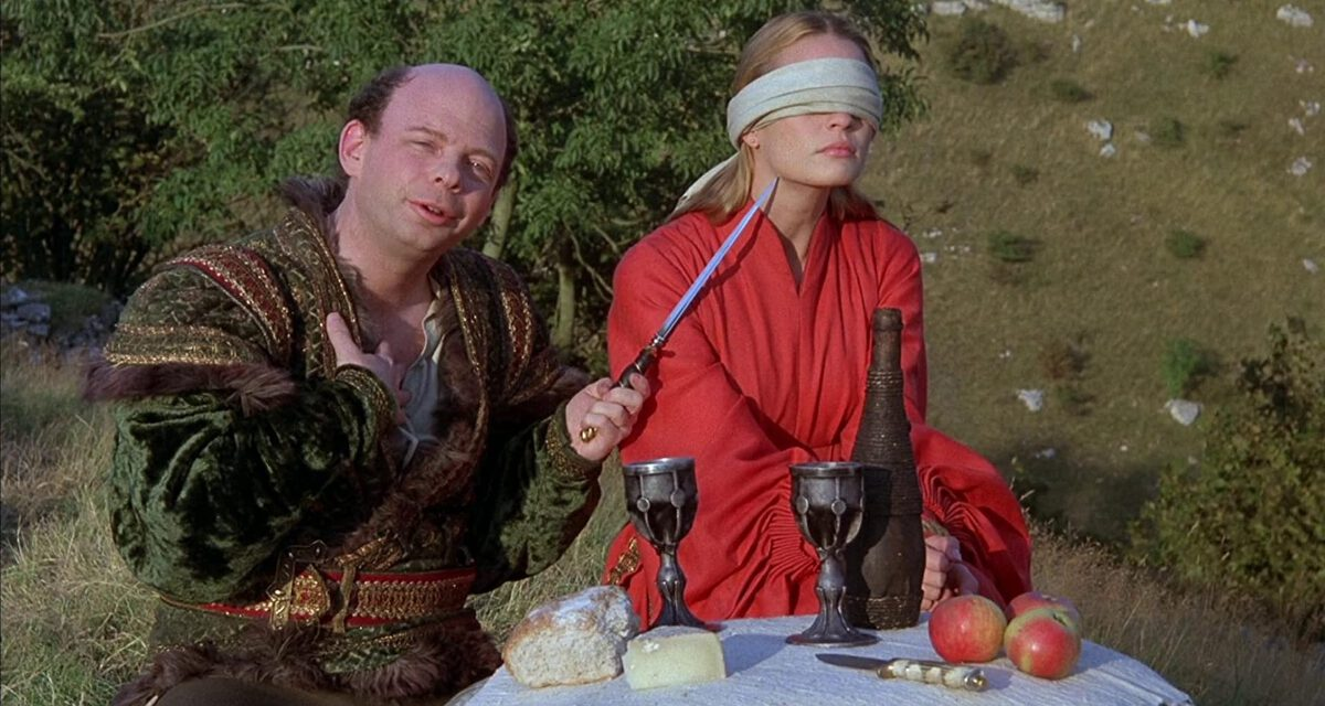 THE PRINCESS BRIDE Recap-Chapter 4: Battle of Wits