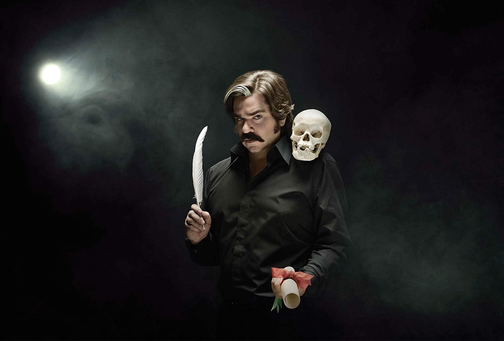 Promotional photo of Matt Berry for The Toast of London.