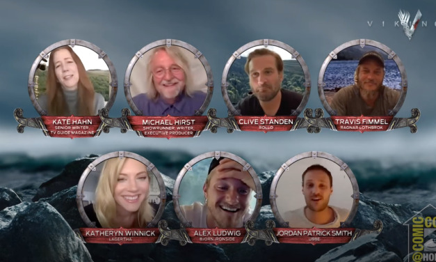 SDCC 2020: VIKINGS Cast Discuss the Lothbrok Saga and Share a Sneak Peek
