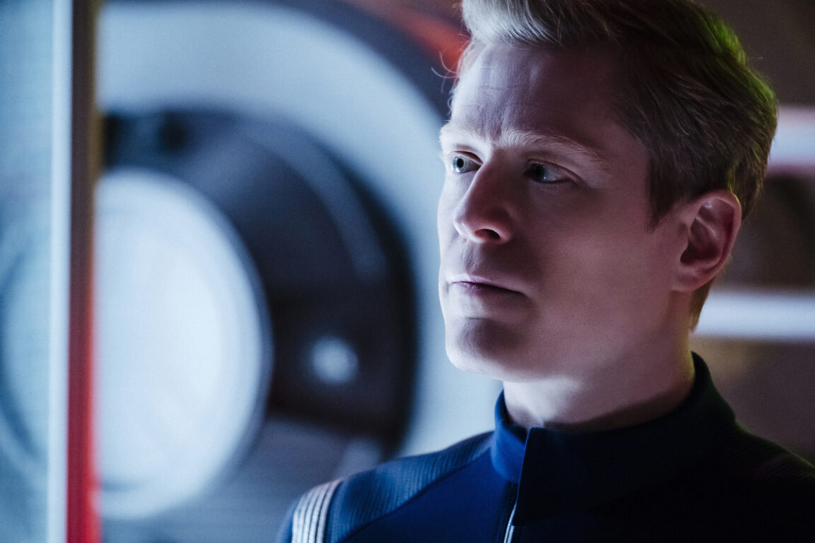 Paul Stamets in Star Trek: Discovery
