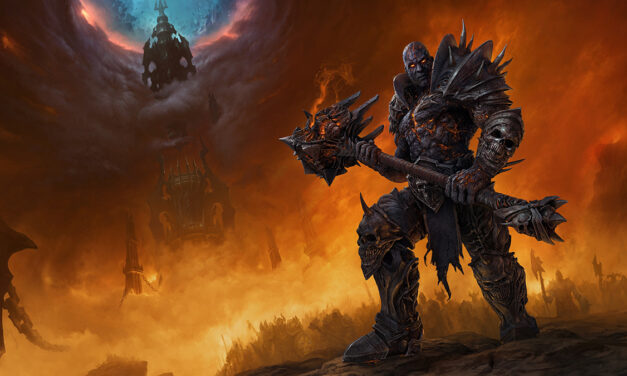 WORLD OF WARCRAFT: SHADOWLANDS Moves to Beta Next Week