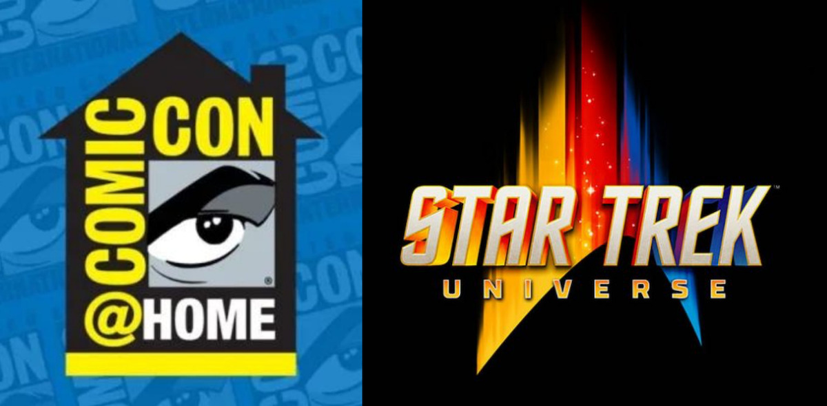 SDCC 2020: STAR TREK UNIVERSE Virtual Panel Will Feature Picard, Discovery and Lower Decks
