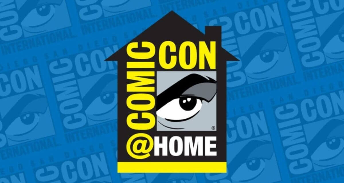 SDCC 2020: Comic-Con At Home Announces Panel Schedule