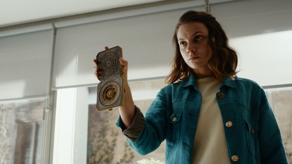 Dafne Keen in HBO's His Dark Materials Season Two