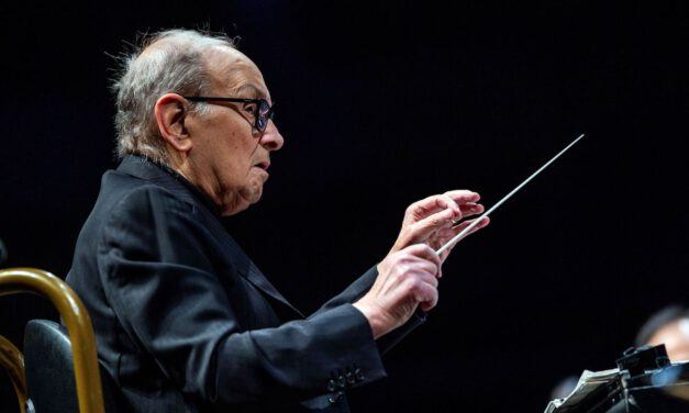 Ennio Morricone – The Maestro Has Left The Theater