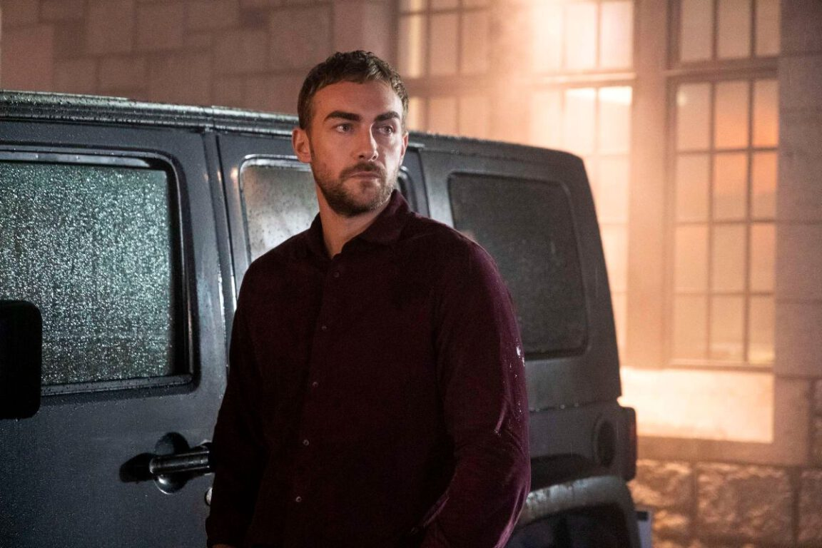 Tom Austen as Daimon Helstrom in Marvel's Helstrom
