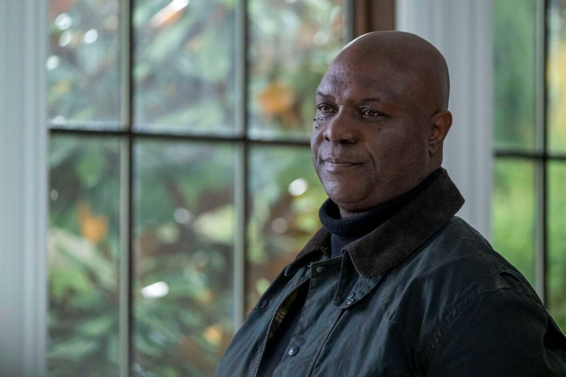 Robert Wisdom as Caretaker in Marvel's Helstrom