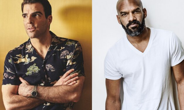 Zachary Quinto and Khary Payton Are About to Be INVINCIBLE