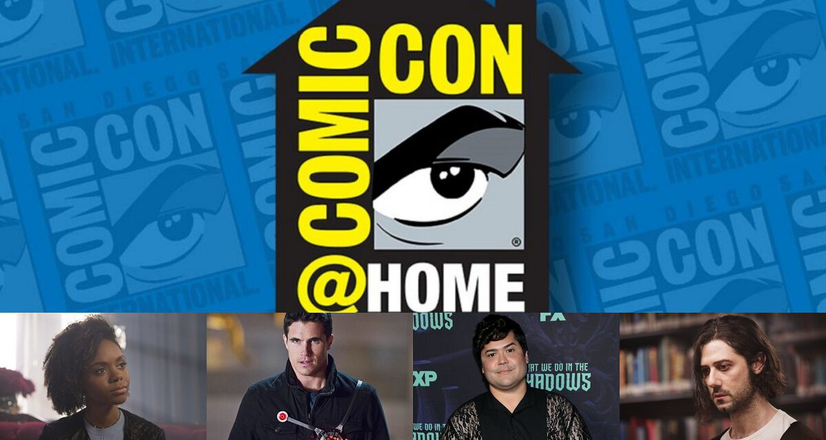 SDCC 2020: TV Guide Magazine's Fan Favorites Trade Stories