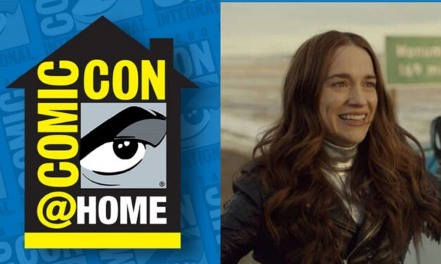 SDCC 2020: WYNONNA EARP Cast Earps It to the Max