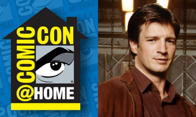 SDCC 2020: Nathan Fillion Does the Weird Stuff With Special Guests