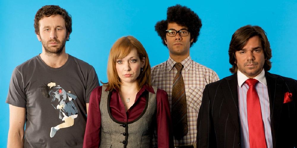 Top 10 British TV Comedies