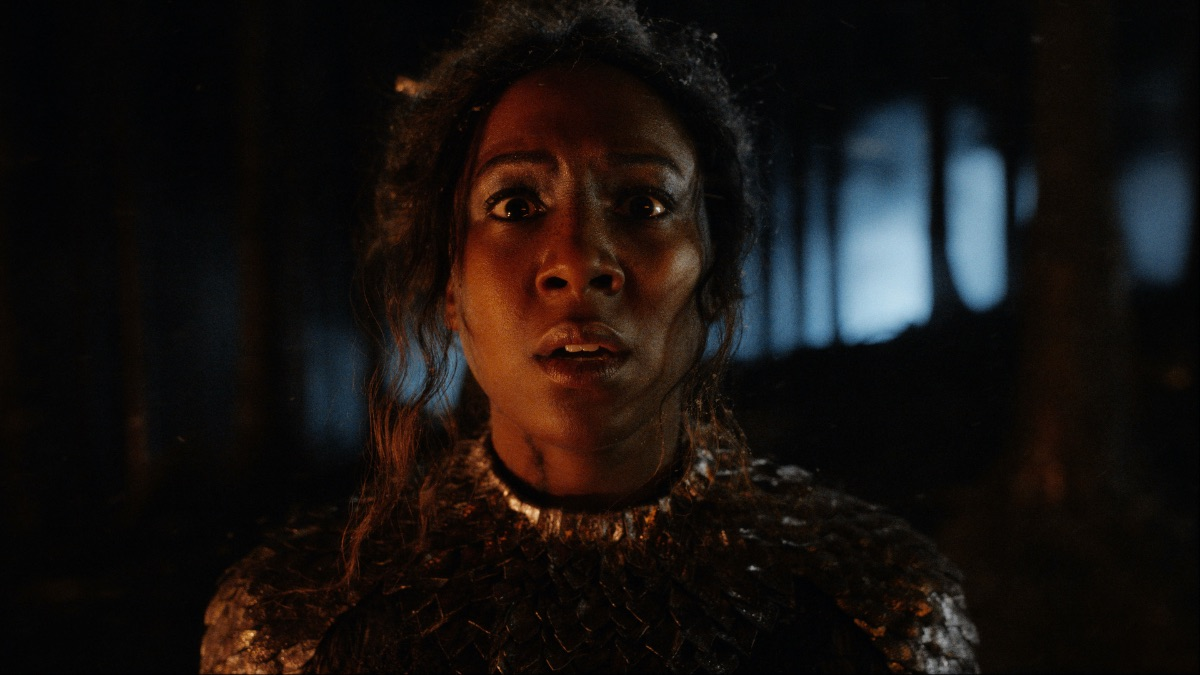 Jade Anouka in HBO's His Dark Materials Season Two