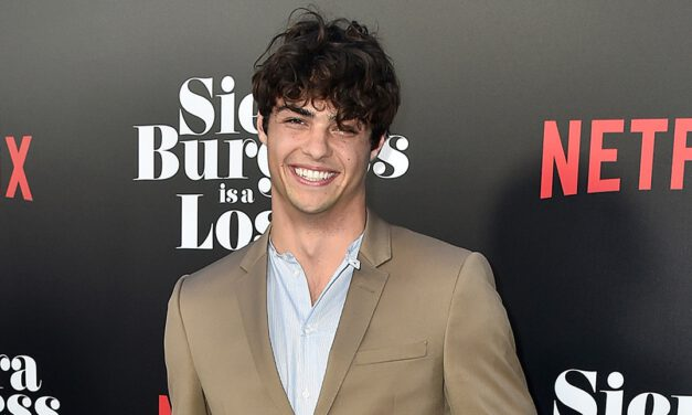 DC's BLACK ADAM Casts Noah Centineo as Atom Smasher